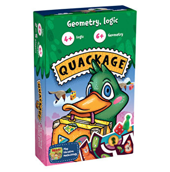 Joc educativ Quackage