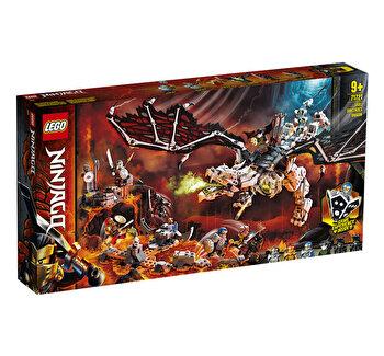 LEGO NINJAGO - Dragonul Vrajitorului Craniu 71721