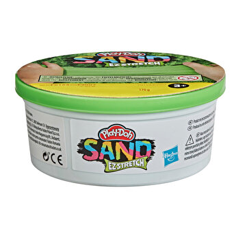 Cutie Play-Doh Sand Stretch, green