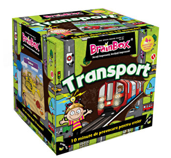 Joc BrainBox - Transport