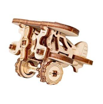 Puzzle 3D Eco Wood Art Plane, 22 piese