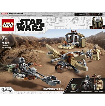 LEGO Star Wars - Dificultati pe Tatooine 75299