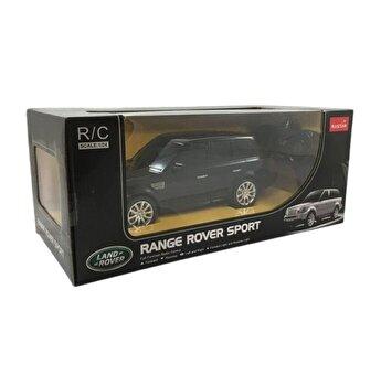 Masina cu telecomanda Range Rover Sport, negru, scara 1 la 24
