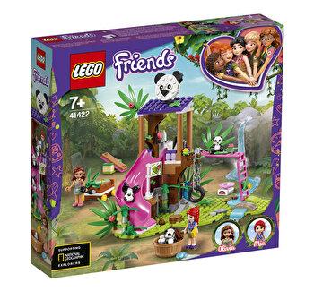 LEGO Friends - Casuta din copac in jungla ursilor panda 41422