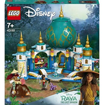 LEGO Disney - Raya si palatul inima 43181