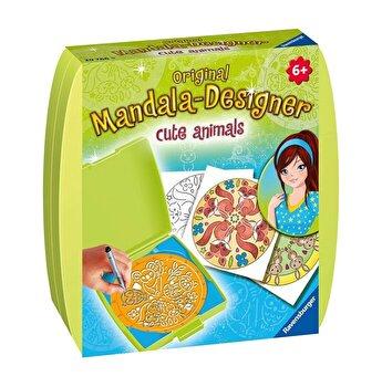 Set creatie Mini Mandala - Animale
