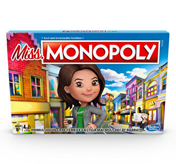Joc Miss Monopoly RO