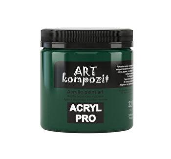 Vopsea Acrilica, Art Kompozit, 430 ml, Verde Phthalo