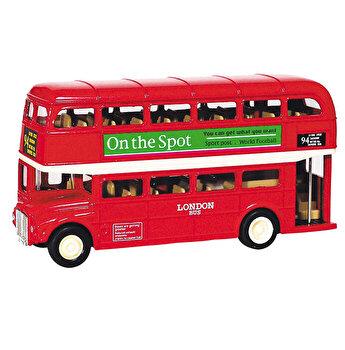 Autobuz Londonez, 12 cm