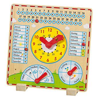Joc Calendar anual, în limba germană