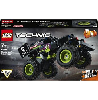 LEGO Technic - Monster Jam Grave Digger 42118
