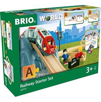 Set sine tren Brio, pentru incepatori