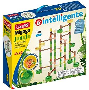 Joc constructie Migoga Jungle - Marble Run Super