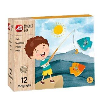 Cutie magnetica - Pescuitul