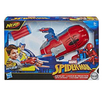 Lansator Nerf - Spider-Man
