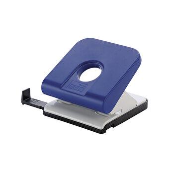 Perforator Novus Master, 25 coli, albastru