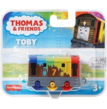 Thomas - Locomotiva Toby, curcubeu