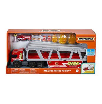 Matchbox, Echipaj complet pompieri