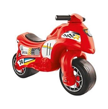 Motocicleta Dolu, rosu