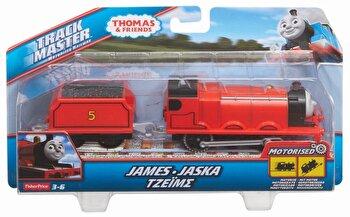 Locomotiva Thomas Friends, Trackmaster, James