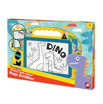 Tabla de scris Magic Scribbler - Dinosaur