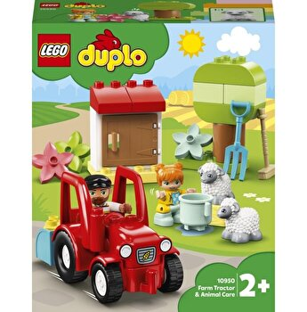 LEGO DUPLO - Tractor agricol 10950