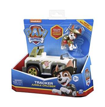 Patrula Catelusilor, Set vehicul cu figurina catelus Tracker