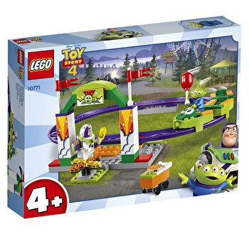 LEGO Toy Story 4, Senzatii tari la carnaval cu montagne russe 10771