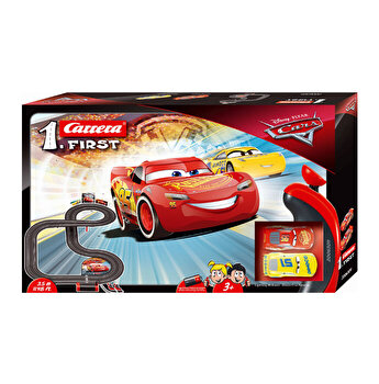 Pista de curse Carrera, Cars 3, 3.5 m