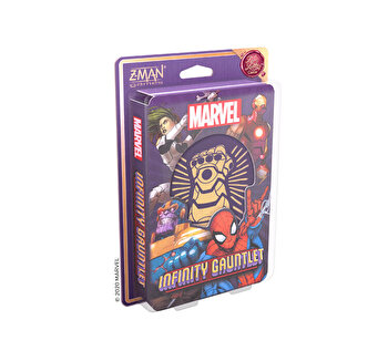 Joc Marvel - Infinity Gauntlet, A love letter game