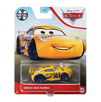 Cars 3 - Masinuta metalica Cruz Ramirez