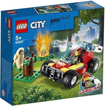 LEGO City, Incendiu de padure 60247