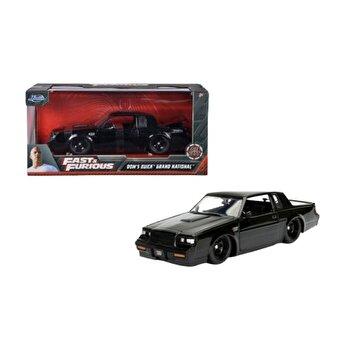 Masinuta Fast and Furios 1987 Buick, scara 1 la 24