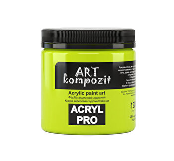 Vopsea Acrilica, Art Kompozit, 430 ml, Verde Luminos