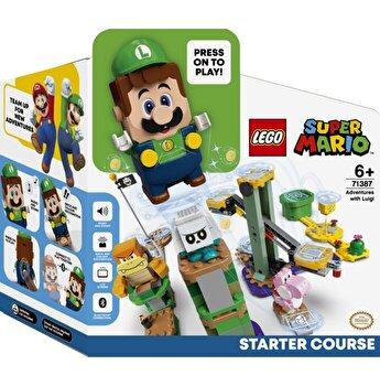 LEGO Super Mario - Aventurile lui Luigi 71387