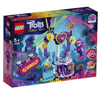 LEGO Trolls, Petrecerea din Recif 41250