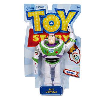 Toy Story 4 - Figurina Buzz Lightyear, 15 cm