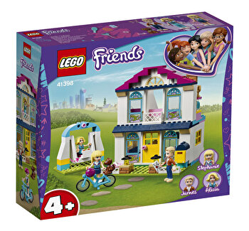 LEGO Friends - Casa lui Stephanie 41398