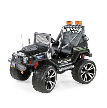 Masina electrica Gaucho Superpower, 24V, negru