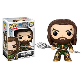 Figurina Funko Pop DC Justice League, Aquaman