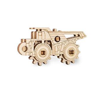 Puzzle 3D Eco Wood Art Belaz, 10 piese