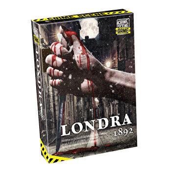 Joc Crime Scene - London