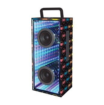 Boxa portabila Iparty cu lumini si bluetooth