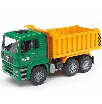 Jucarie Bruder, Construction - Camion basculanta Man Tga