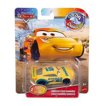 Cars - Masinuta Dianco Cruz Ramirez, culori schimbatoare