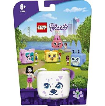 LEGO Friends - Cubul dalmatian al Emmei 41663