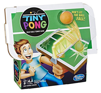 Joc Tiny Pong - Solo Table Tennis Game