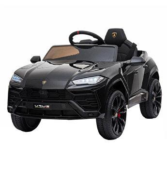 Masinuta electrica Lamborghini cu telecomanda, negru
