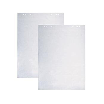 Hartie flipchart RTC, 100x65 cm, 70 g/mp, matematica