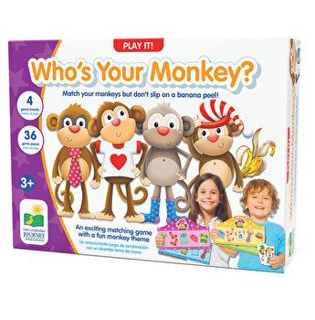 Joc Care e maimuta ta?